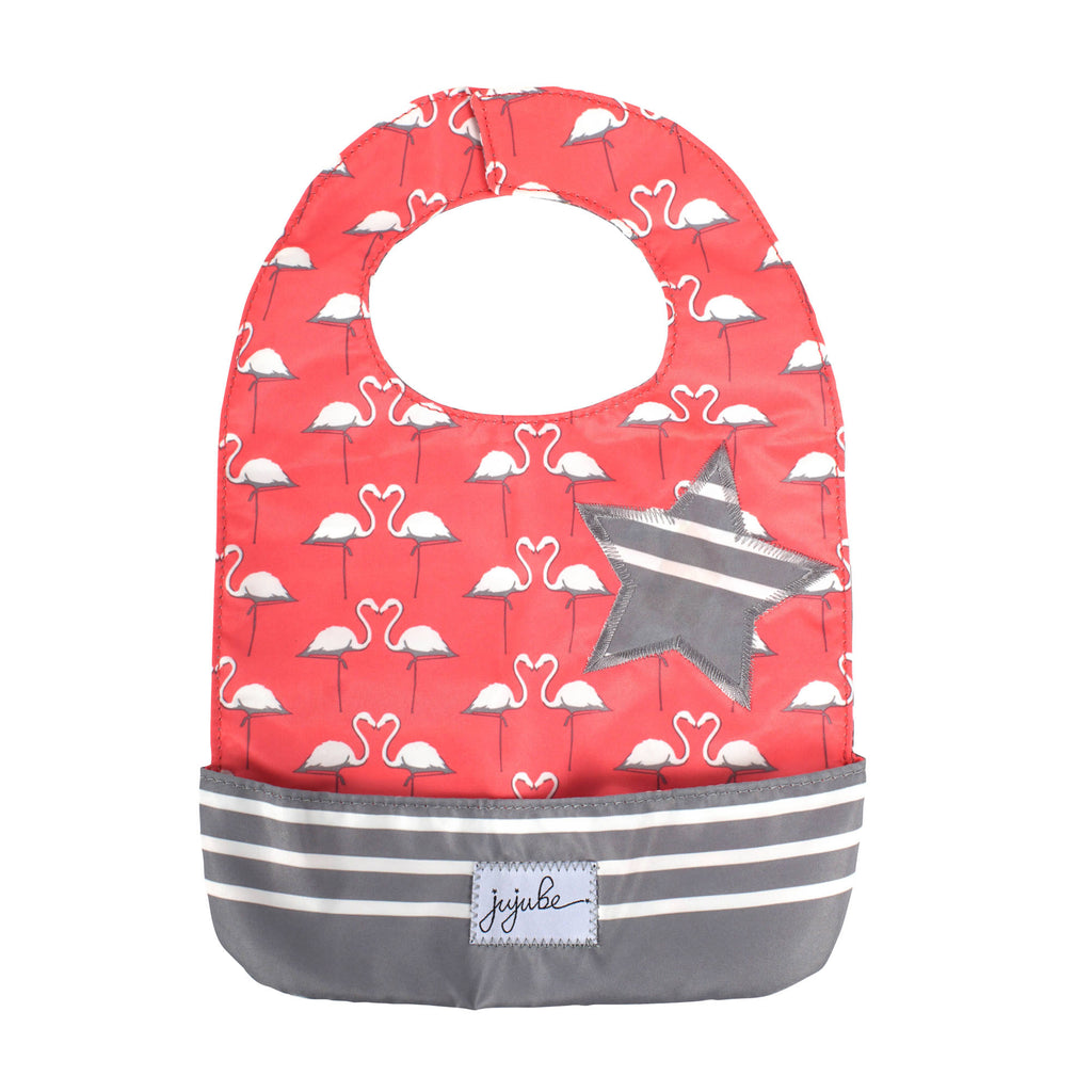 Ju-Ju-Be Coastal collection Be Neat Bib in East Hampton *