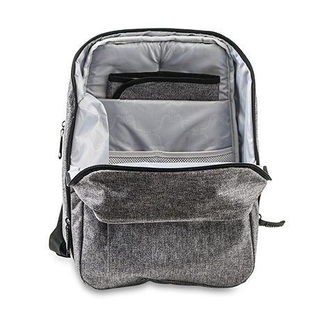 Ju-Ju-Be Ballad diaper backpack in Graphite *