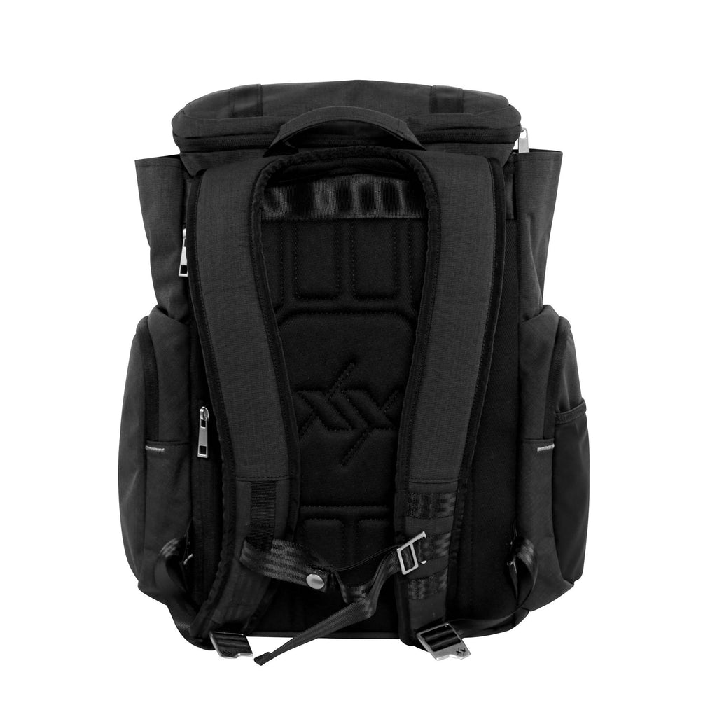 Ju-Ju-Be XY Hatch changing backpack in Carbon *