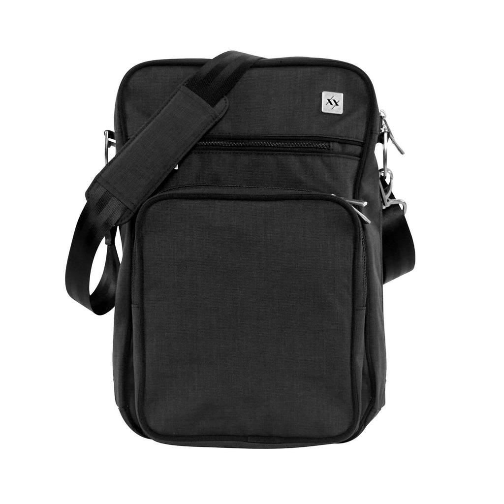 Ju-Ju-Be XY Helix changing bag in Carbon *