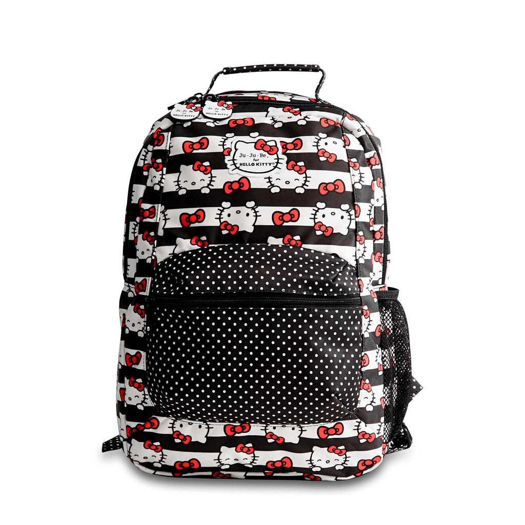 Ju-Ju-Be for Hello Kitty Be Packed backpack in Dots and Stripes