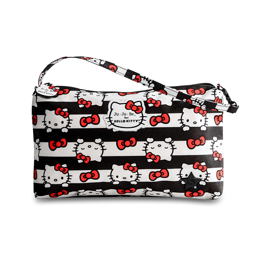 Ju-Ju-Be for Hello Kitty Be Quick pouch in Dots & Stripes