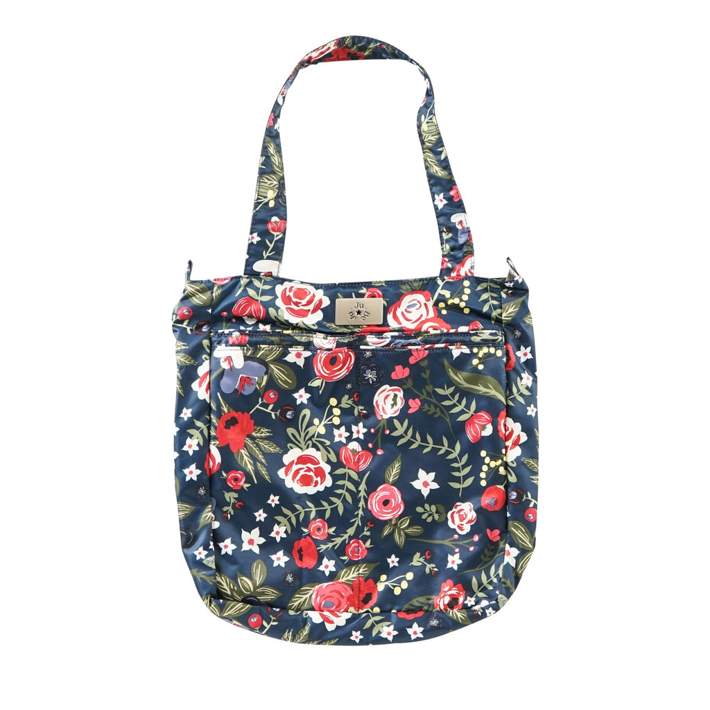 Ju-Ju-Be Be Light changing bag in Midnight Posy *