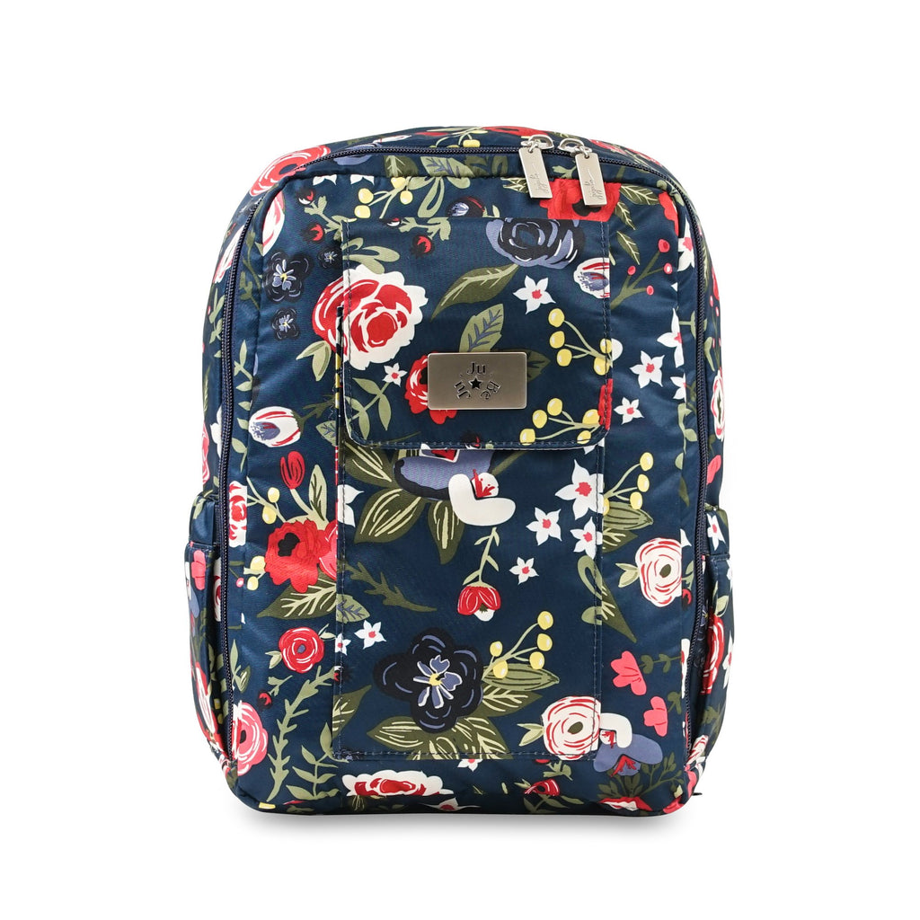 Ju-Ju-Be Mini Be backpack in Midnight Posy *