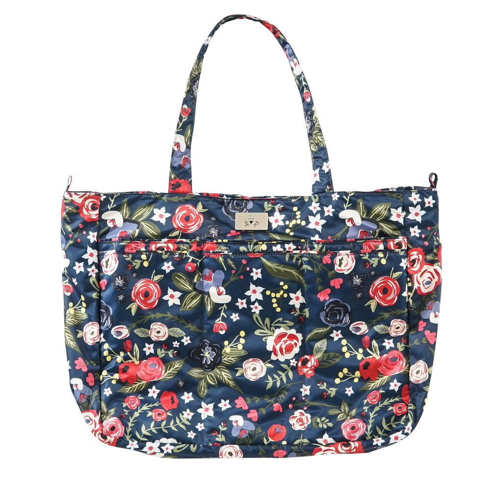 Ju-Ju-Be Super Be bag in Midnight Posy *