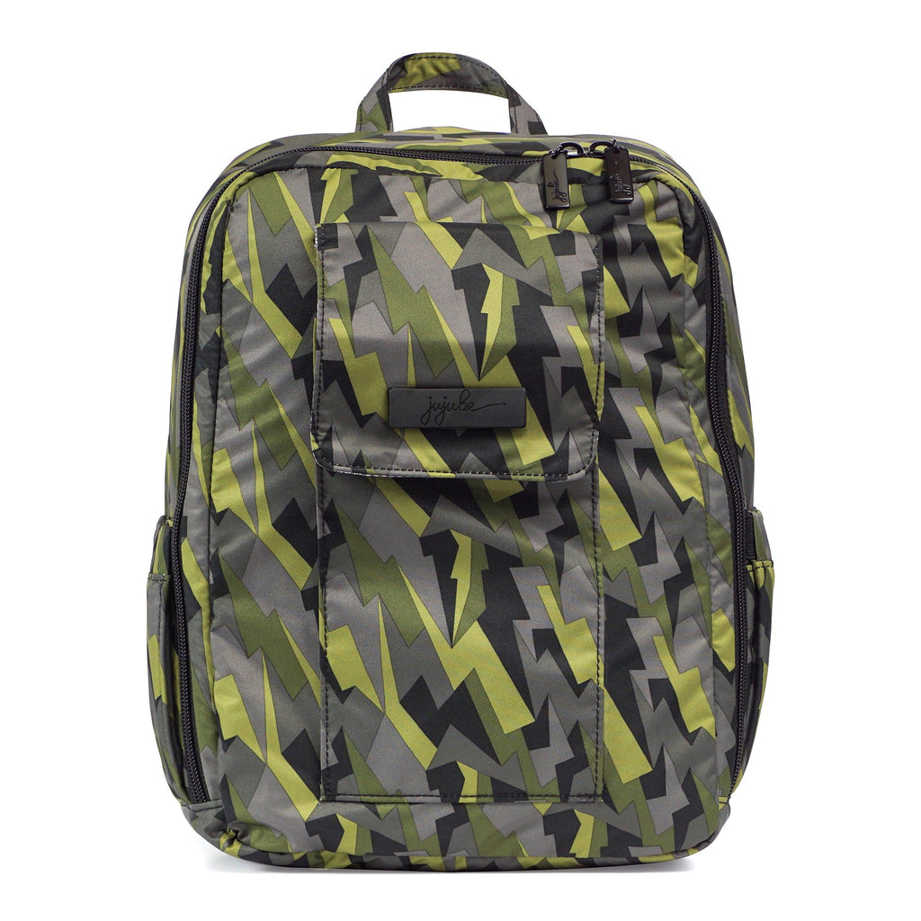 Ju-Ju-Be Onyx Mini Be backpack in Black Lightning