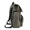 Ju-Ju-Be Onyx Be Sporty diaper backpack in Black Olive