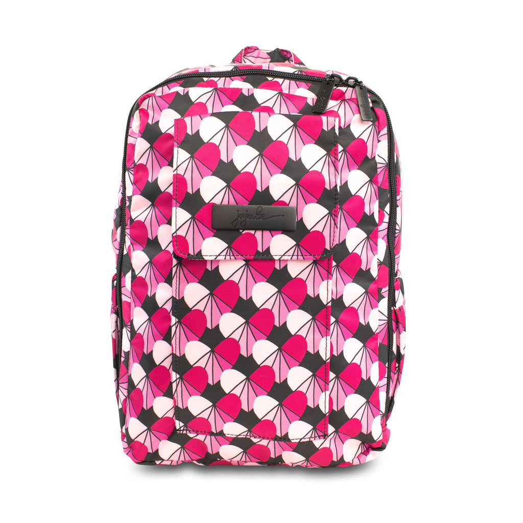 Ju-Ju-Be Onyx Mini Be backpack in Heartbreak *