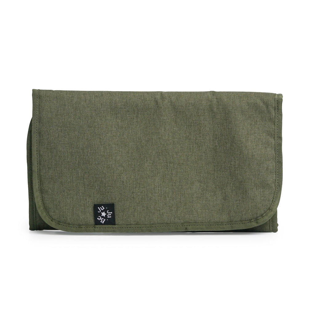 OUTLET - Ju-Ju-Be Rose Gold Changing Pad in Olive Rose
