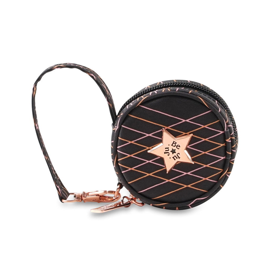 Ju-Ju-Be Rose Gold Paci Pod in Prism Rose