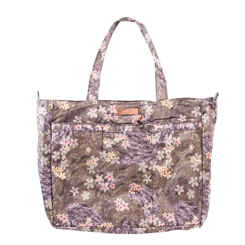Ju-Ju-Be Rose Gold Super Be bag in Sakura at Dusk *