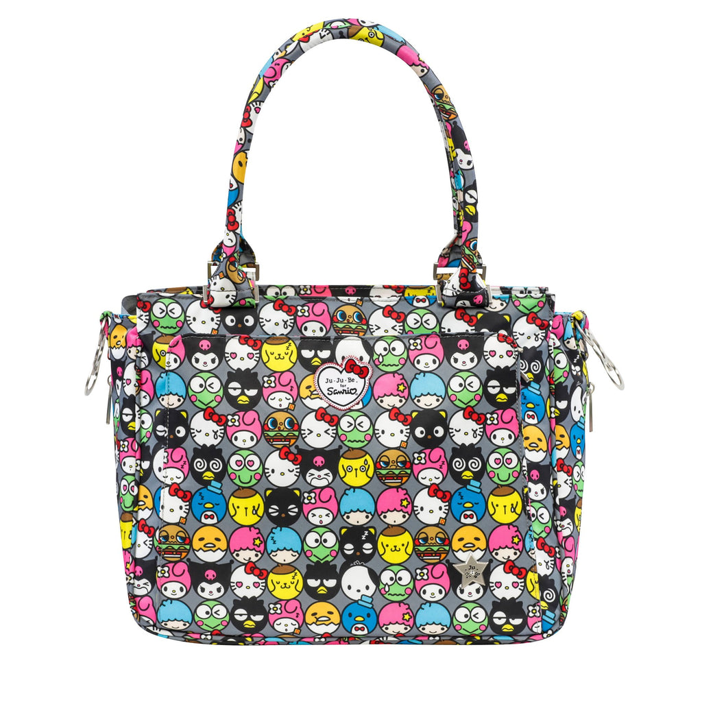Ju-Ju-Be for Sanrio Be Classy changing bag Hello Friends