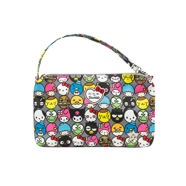Ju-Ju-Be for Sanrio Be Quick pouch Hello Friends *