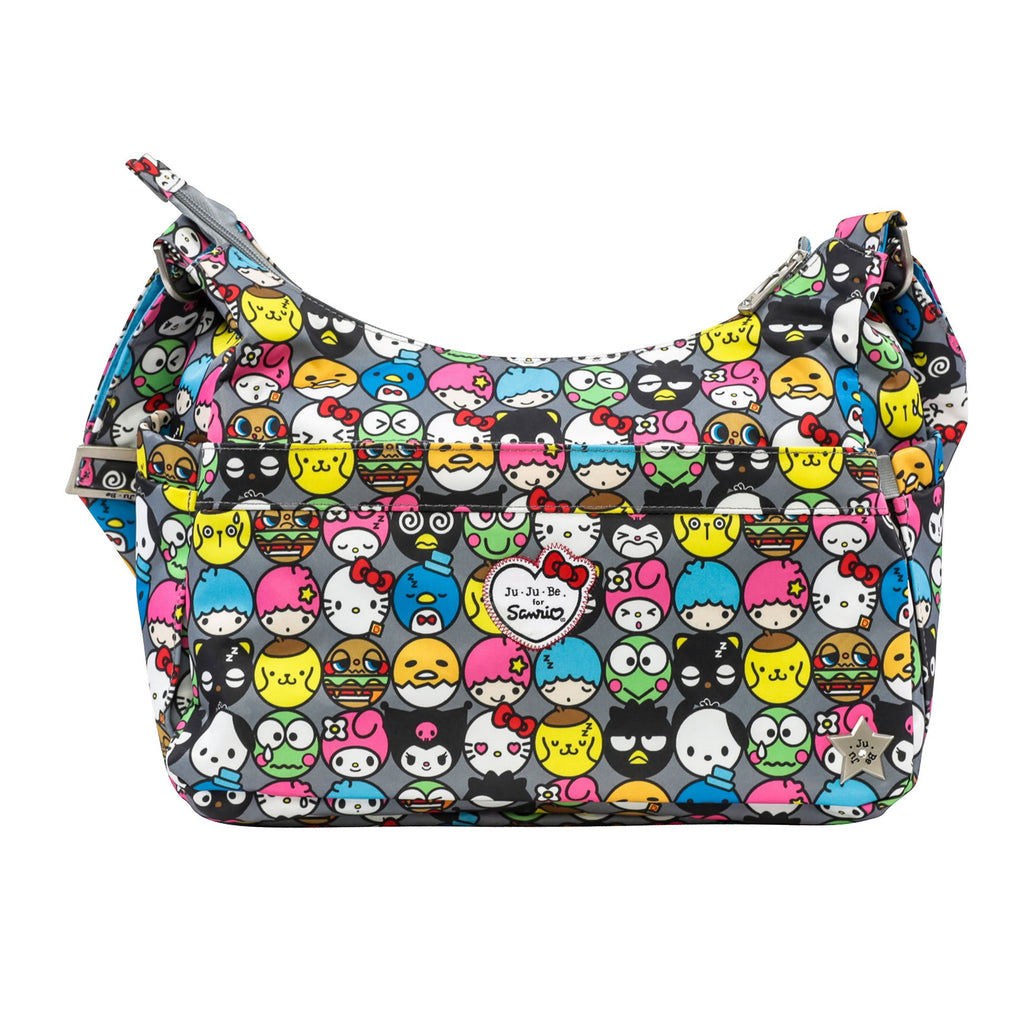 Ju-Ju-Be for Sanrio HoboBe changing bag in Hello Friends *