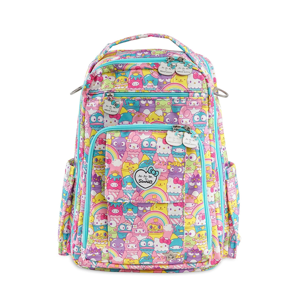 Ju-Ju-Be for Sanrio Be Right Back changing backpack in Hello Sanrio Sweets *