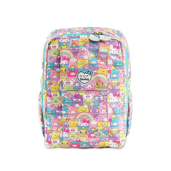 Ju-Ju-Be for Sanrio Mini Be backpack in Hello Sanrio Sweets