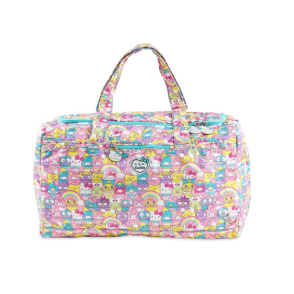 OUTLET - Ju-Ju-Be for Sanrio Starlet bag in Hello Sanrio Sweets
