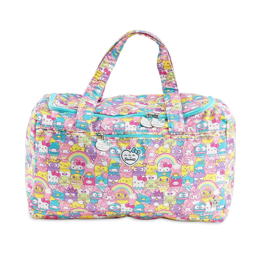 OUTLET - Ju-Ju-Be for Sanrio Super Star bag in Hello Sanrio Sweets