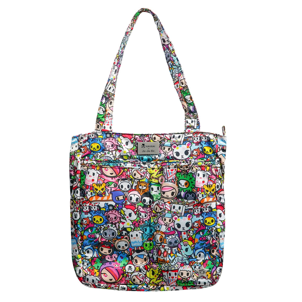OUTLET - Ju-Ju-Be x Tokidoki Be Light changing bag in Iconic 2.0