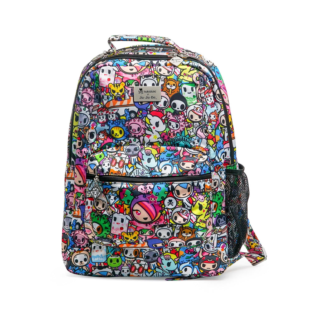 OUTLET - Ju-Ju-Be x Tokidoki Be Packed backpack in Iconic 2.0