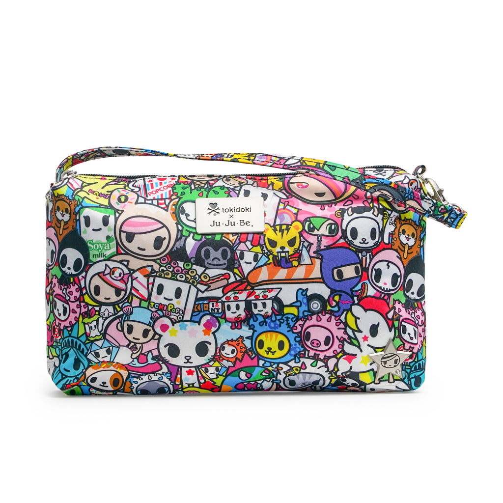 Ju-Ju-Be x Tokidoki Be Quick pouch in Iconic 2.0 *