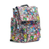 Ju-Ju-Be x Tokidoki Be Sporty diaper backpack in Iconic 2.0
