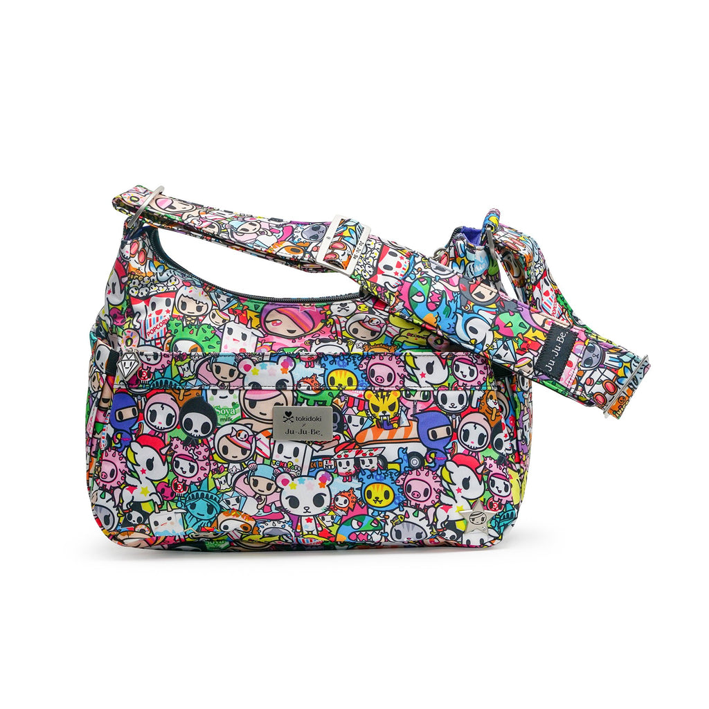 Ju-Ju-Be x tokidoki HoboBe diaper bag in Iconic 2.0 *