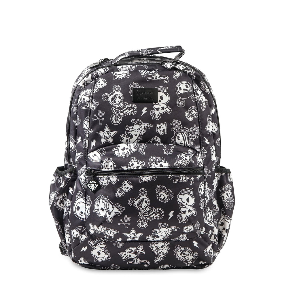 Ju-Ju-Be x Tokidoki Be Packed backpack in Queens Court