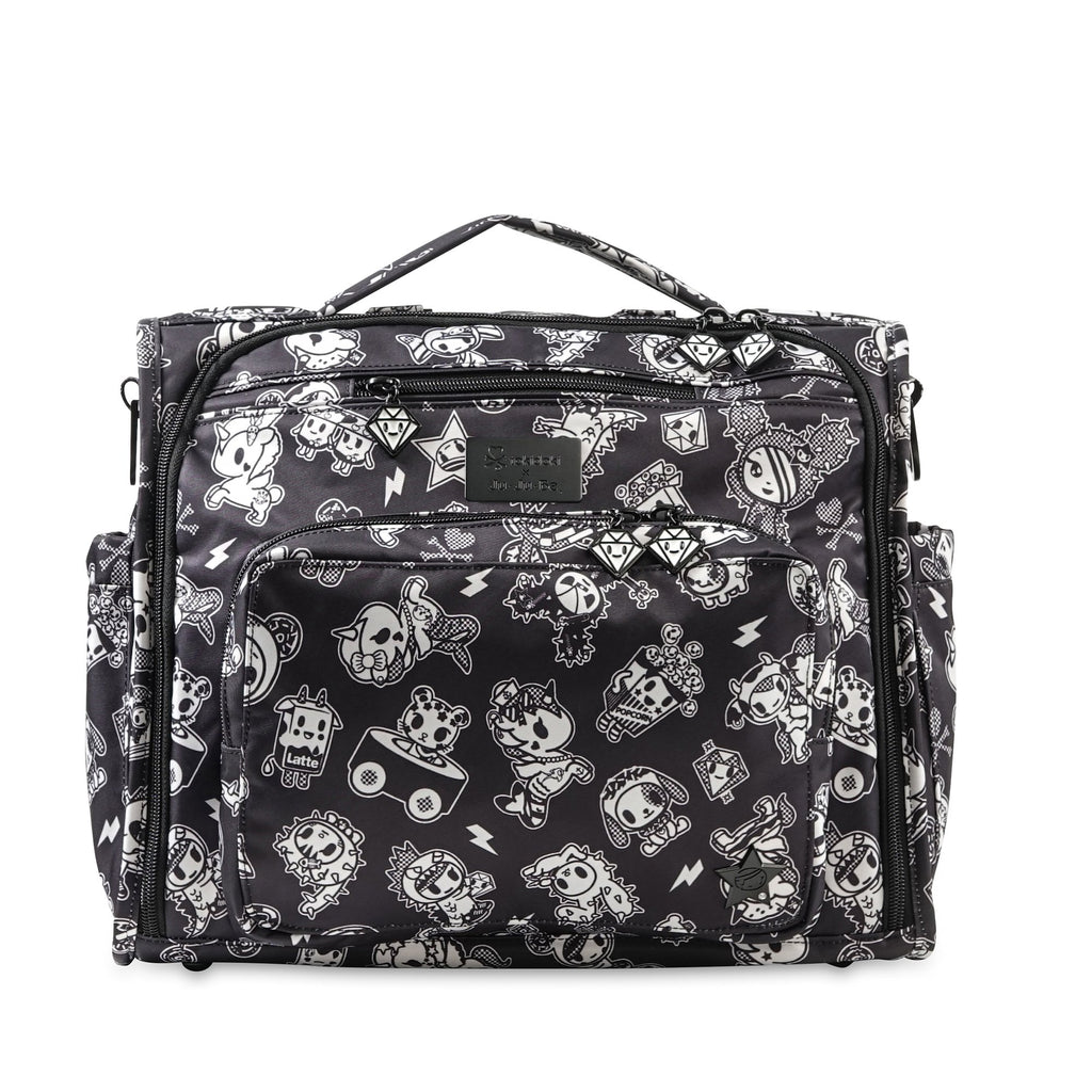 Ju-Ju-Be x tokidoki B.F.F. diaper bag in Queen Court