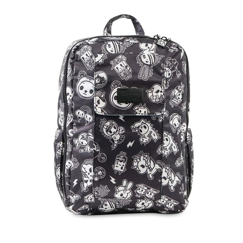 Ju-Ju-Be x Tokidoki Mini Be backpack in Queens Court