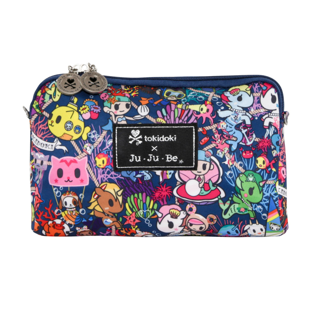 Ju-Ju-Be x Tokidoki Be Set pouch set in Sea Punk*