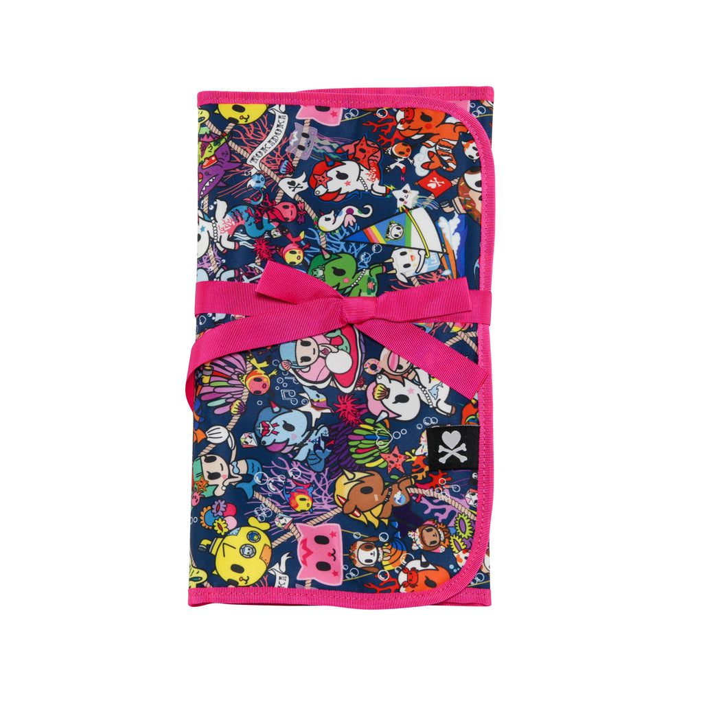 Ju-Ju-Be x Tokidoki Changing Pad in Sea Punk *