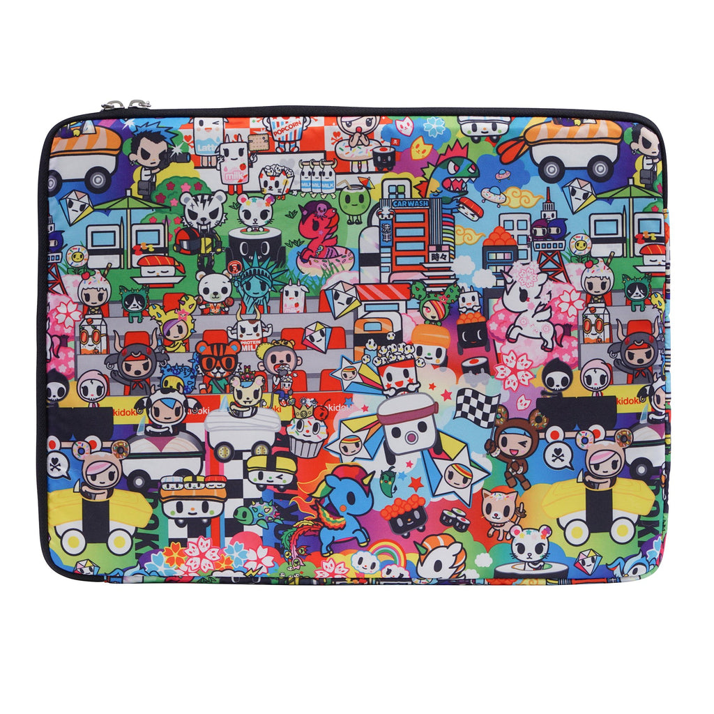 Ju-Ju-Be x tokidoki MegaTech in Sushi Cars *