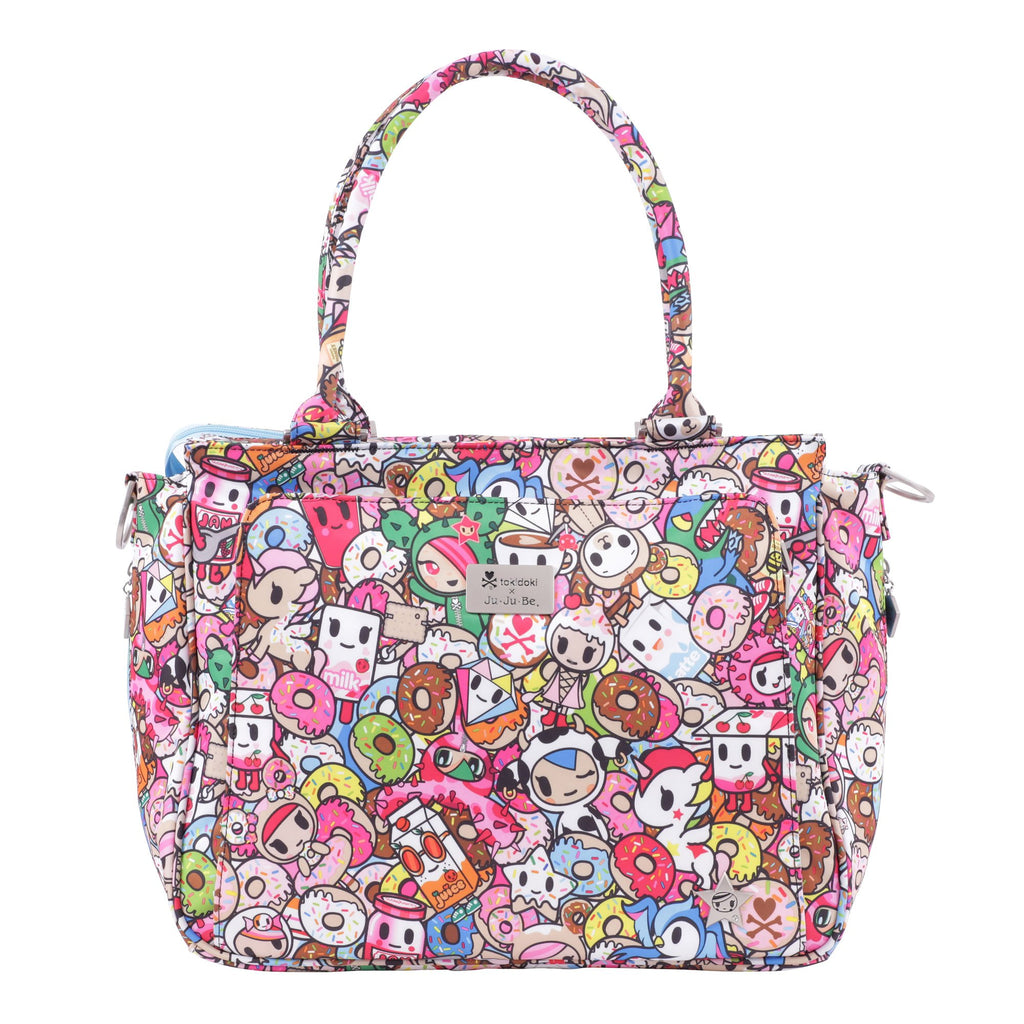 Ju-Ju-Be x Tokidoki Be Classy changing bag in Tokipops