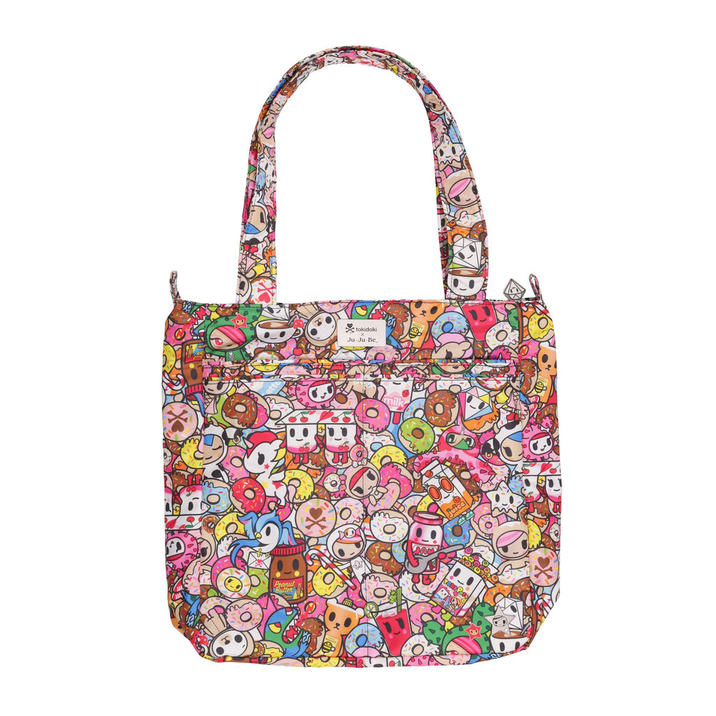 Ju-Ju-Be x Tokidoki Be Light changing bag in Tokipops *