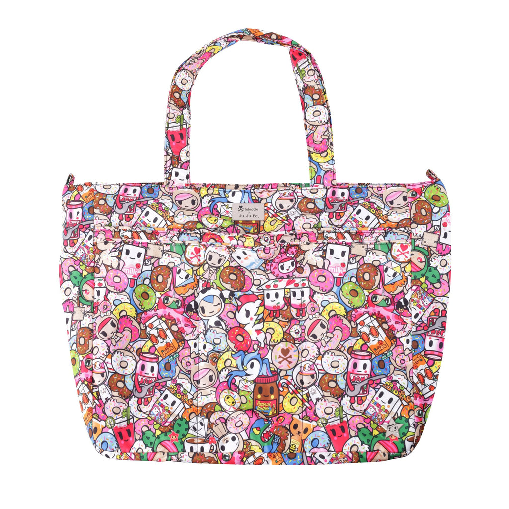 Ju-Ju-Be x Tokidoki Super Be bag in Tokipops *