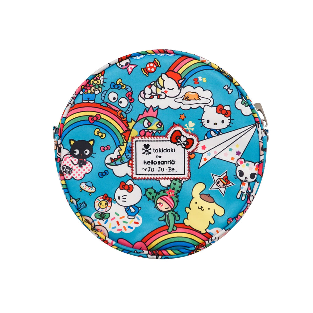 tokidoki for Hello Sanrio by Ju-Ju-Be Be Bop Rainbow Dreams *