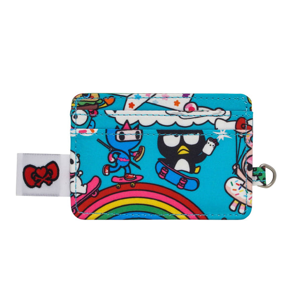 tokidoki for Hello Sanrio by Ju-Ju-Be Be Charged in Rainbow Dreams
