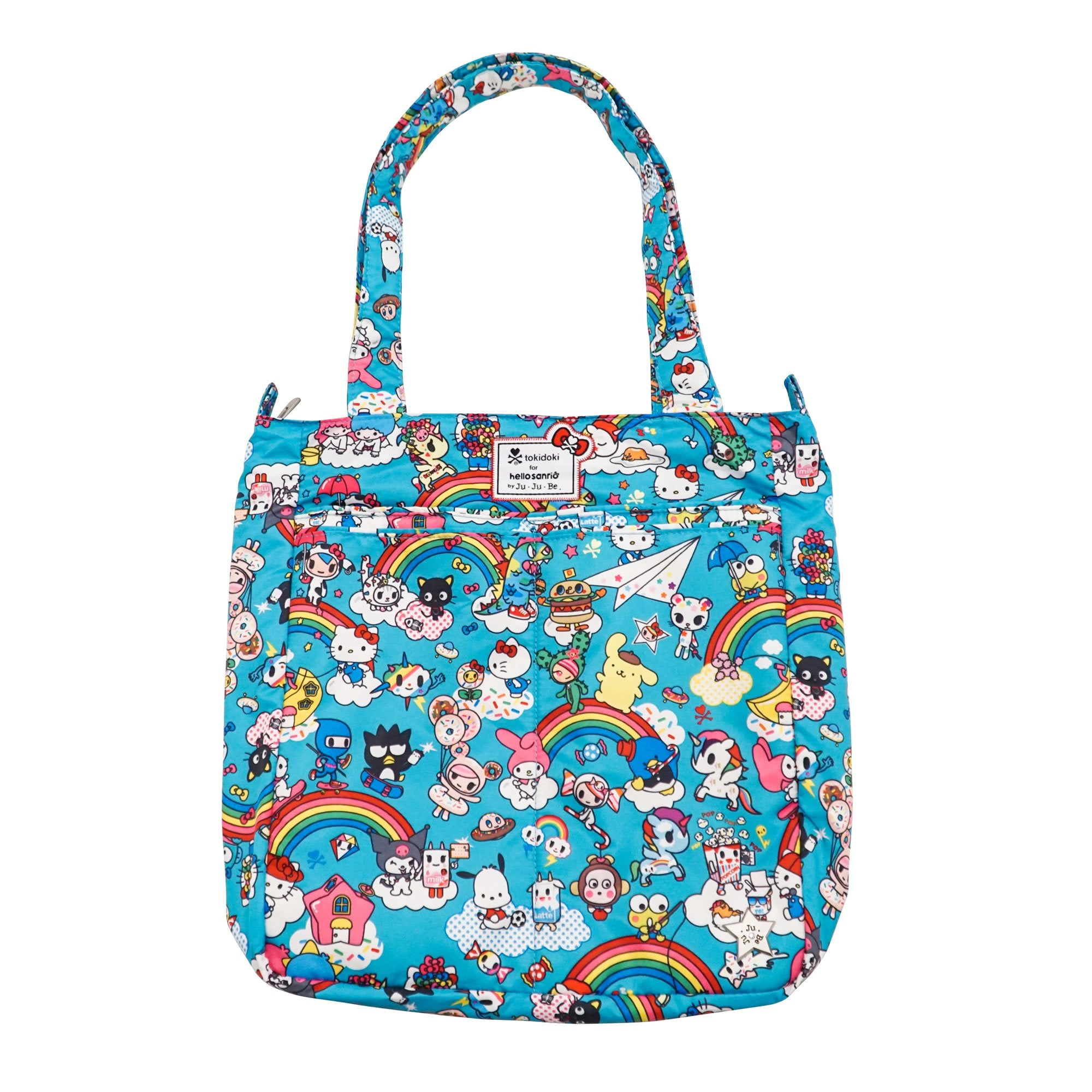 tokidoki for Hello Kitty by Ju-Ju-Be Be Light changing bag Dream World –  Laura s Little Boutique Global b8e9f63a5570b