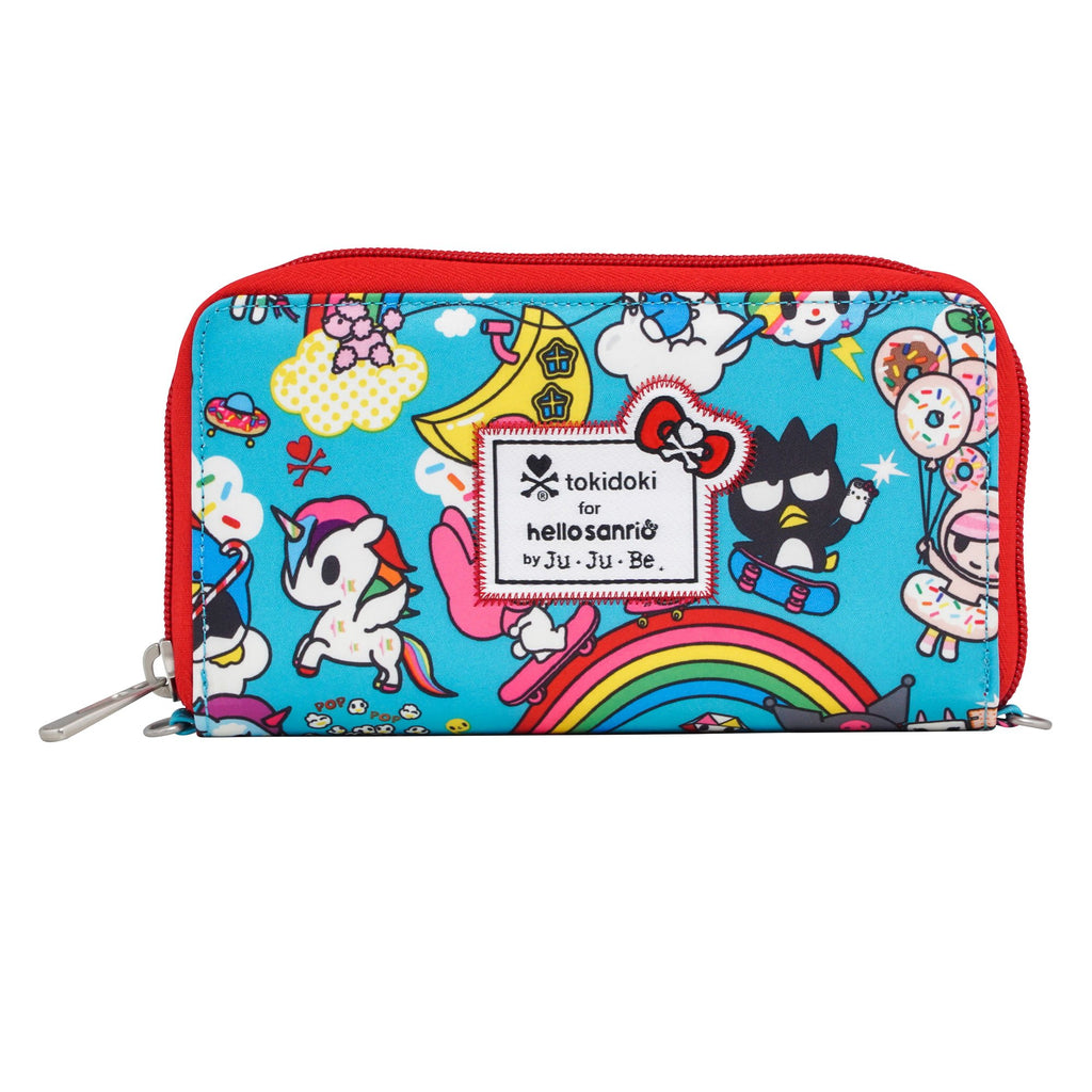 tokidoki for Hello Sanrio by Ju-Ju-Be Be Spendy in Rainbow Dreams *