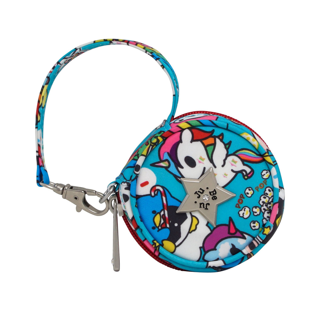 tokidoki for Hello Sanrio by Ju-Ju-Be Paci Pod Rainbow Dreams *