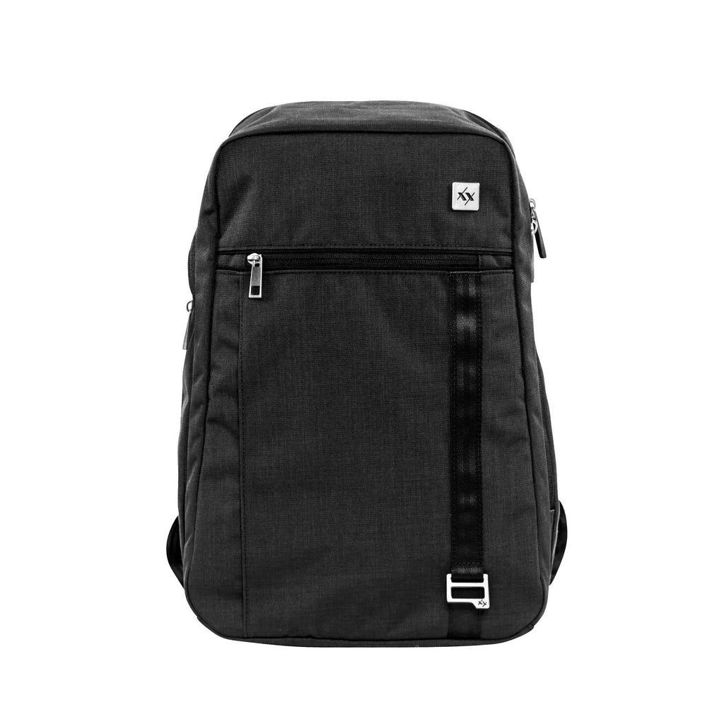 Ju-Ju-Be XY Base changing backpack in Carbon *