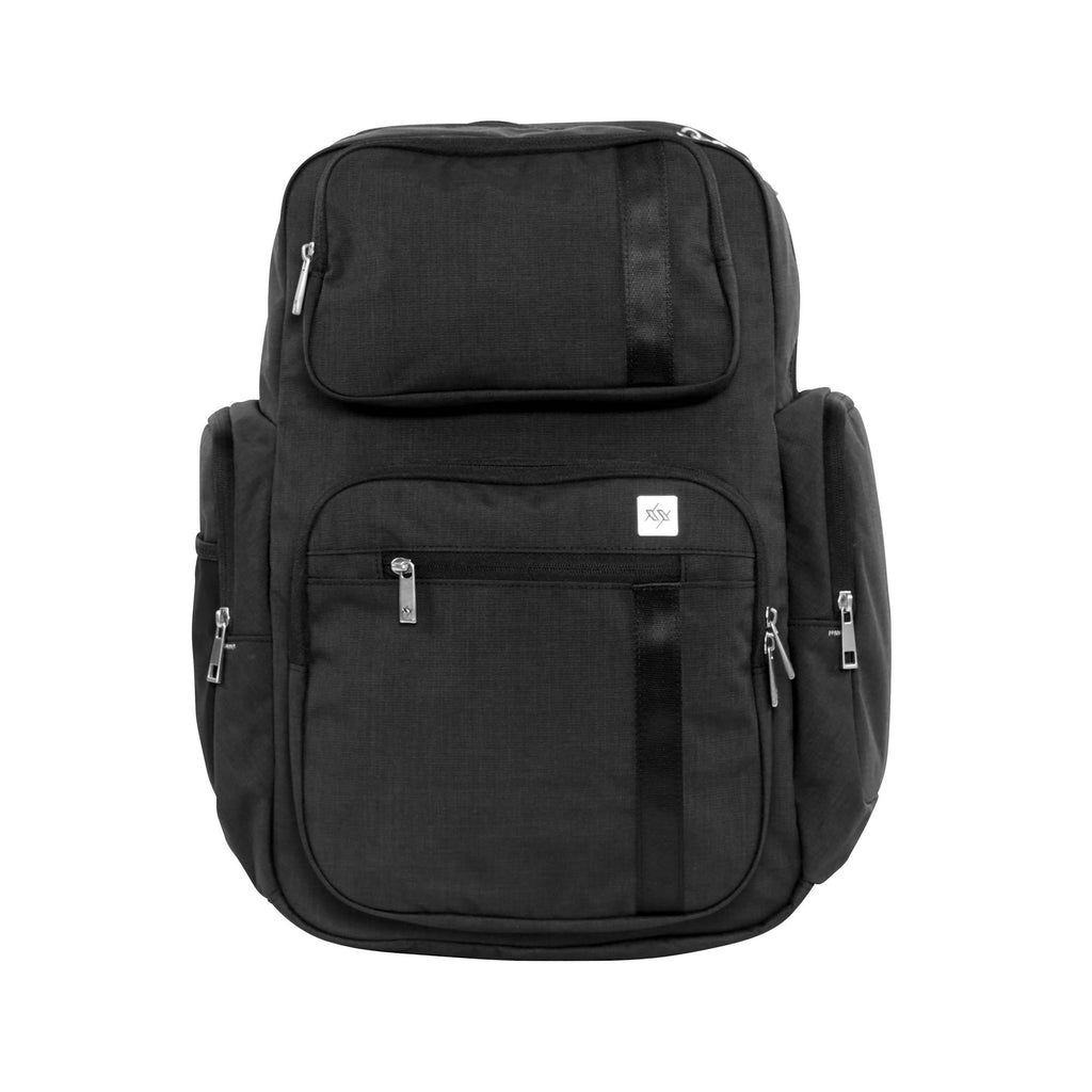 Ju-Ju-Be XY Vector changing backpack in Carbon *
