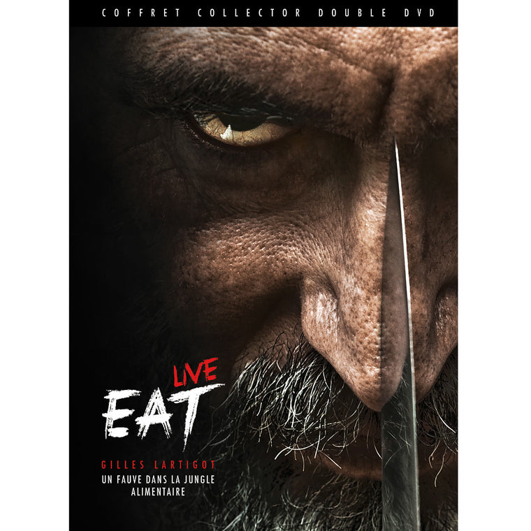 EAT LIVE ! Coffret Collector Double DVD
