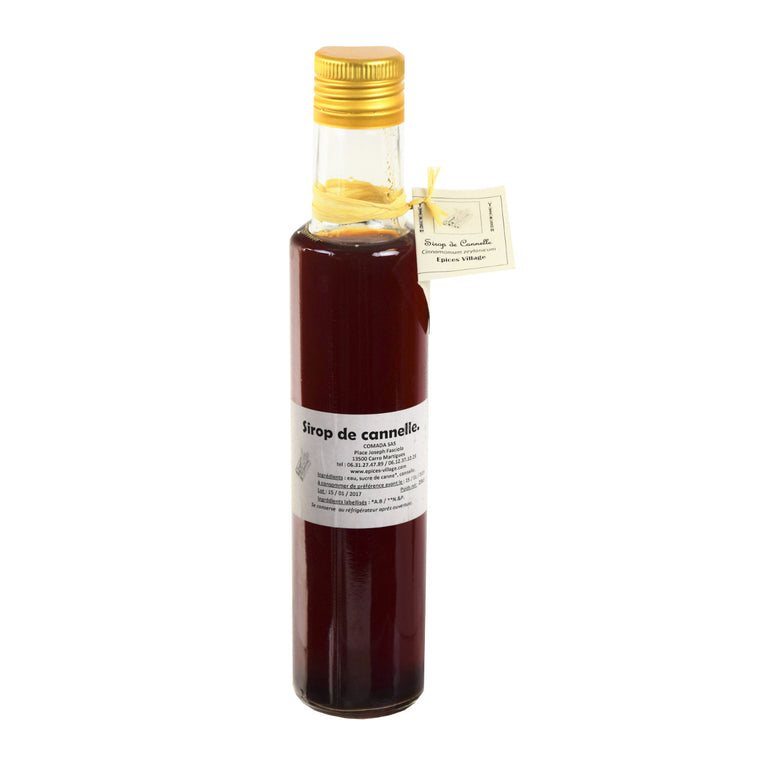 Epices Village Sirop de Cannelle 300ml