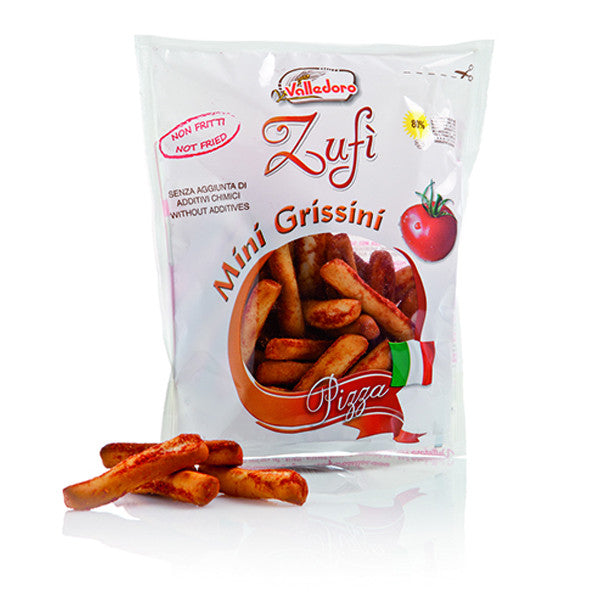 Valledoro Mini gressins goût Pizza 100g