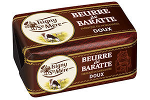 Isigny Ste-Mère Beurre d'Isigny AOP doux 250g