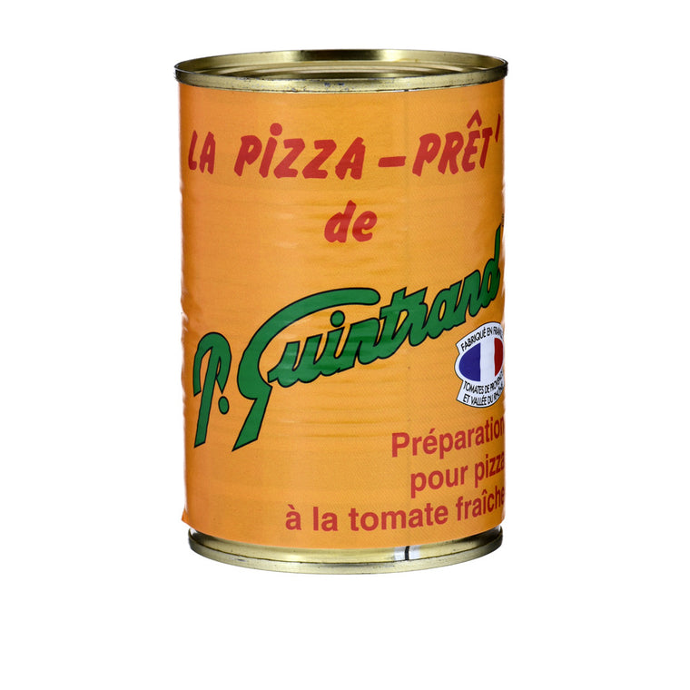 Conserves Guintrand Sauce pizza prêt 425 ml