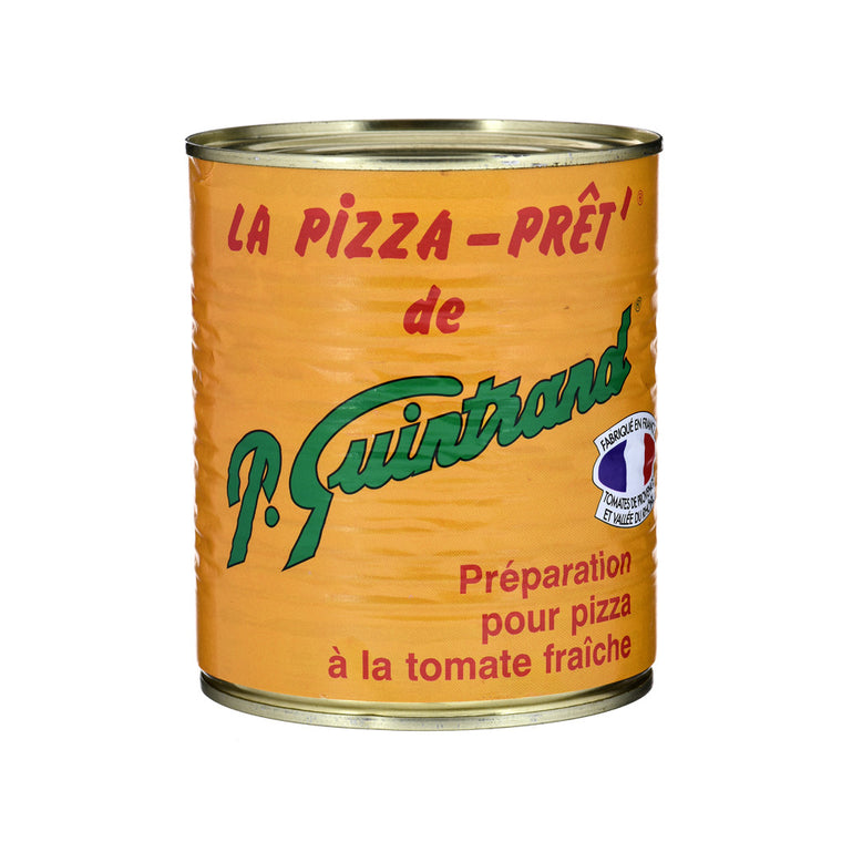Conserves Guintrand Sauce pizza prêt 850 ml