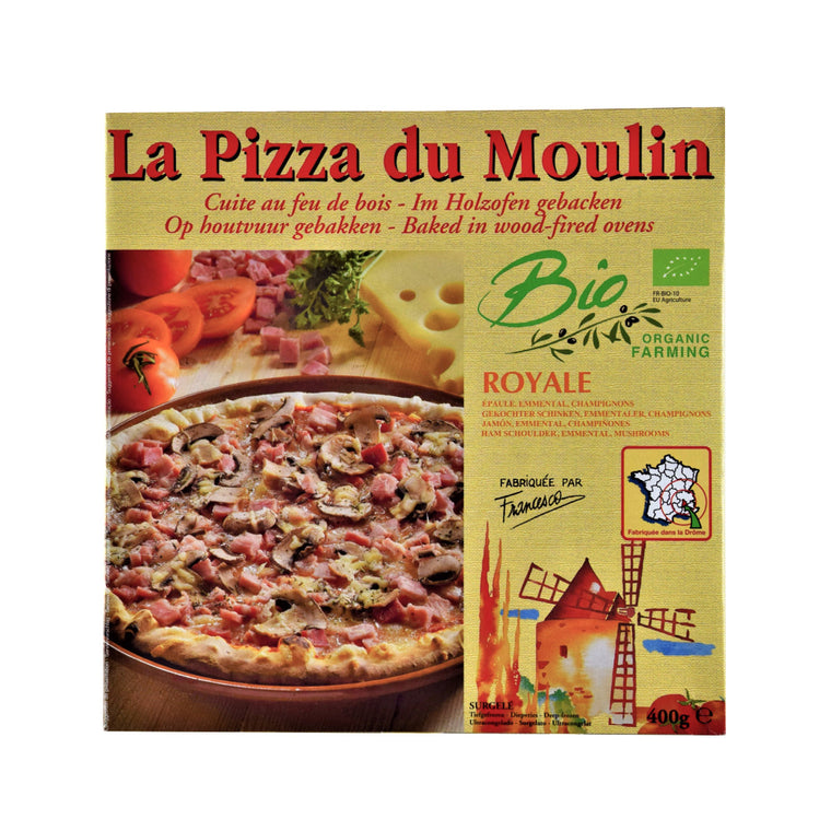 Sole mio Pizza Royale Bio 400g